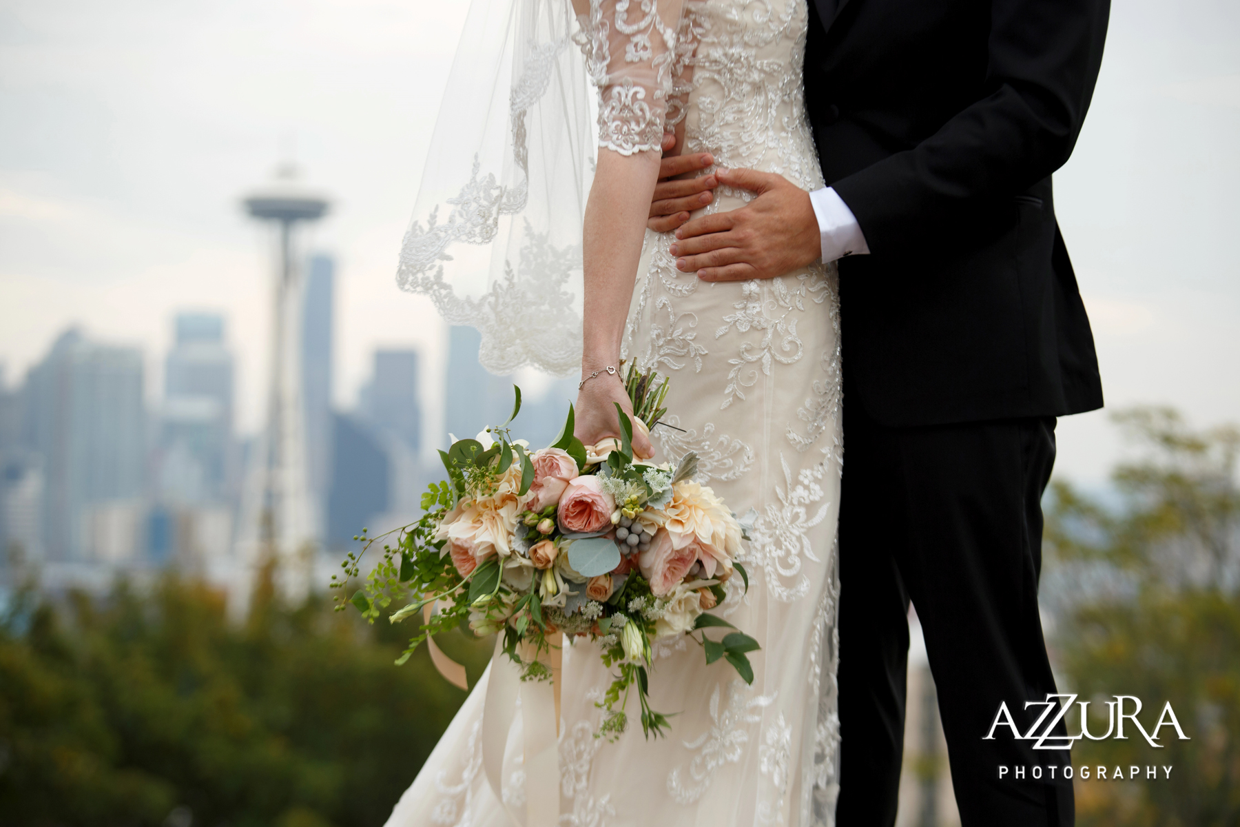 Rainier Club Wedding by Pink Blossom Events