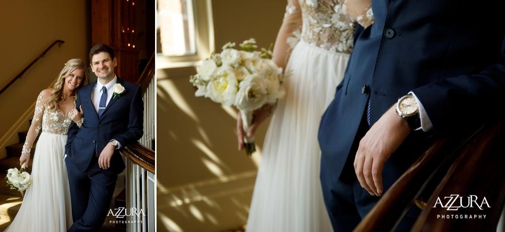 first_look_wedding_at_woodmark