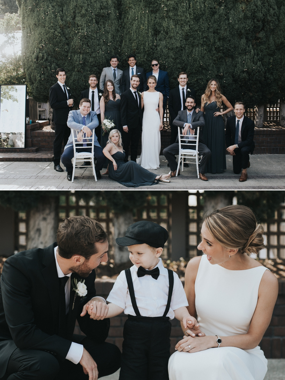 bridal-party-and-ring-bearer