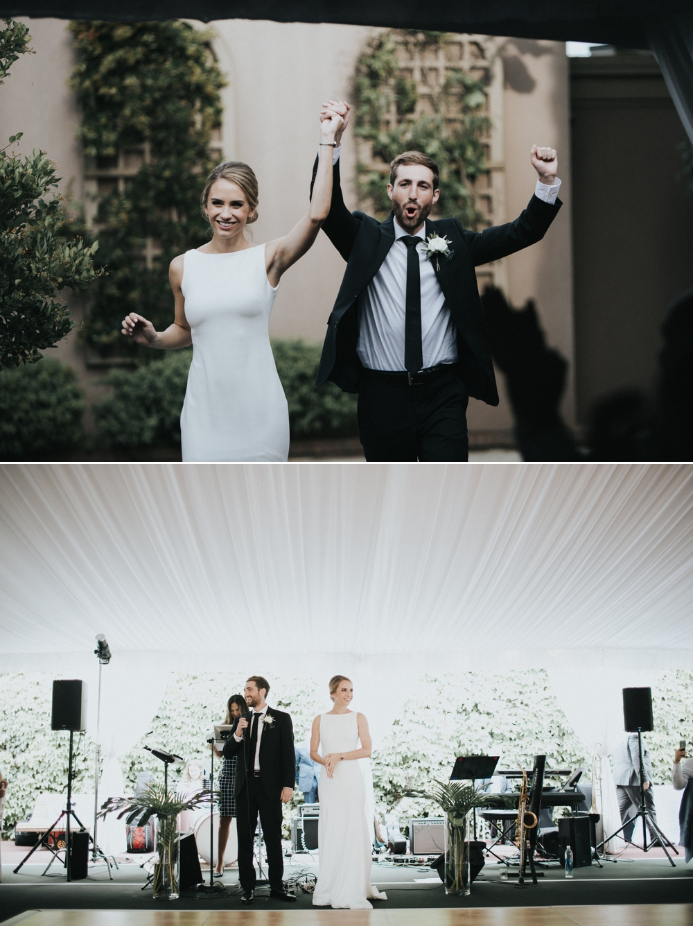 bride-and-groom-make-an-entrance-and-welcome-toast