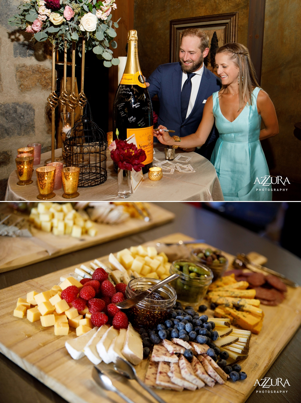 guest-enjoy-charcuterie-at-reception