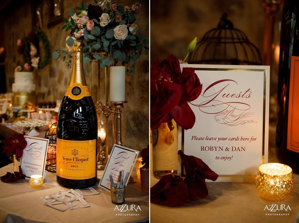 wedding-reception-signage