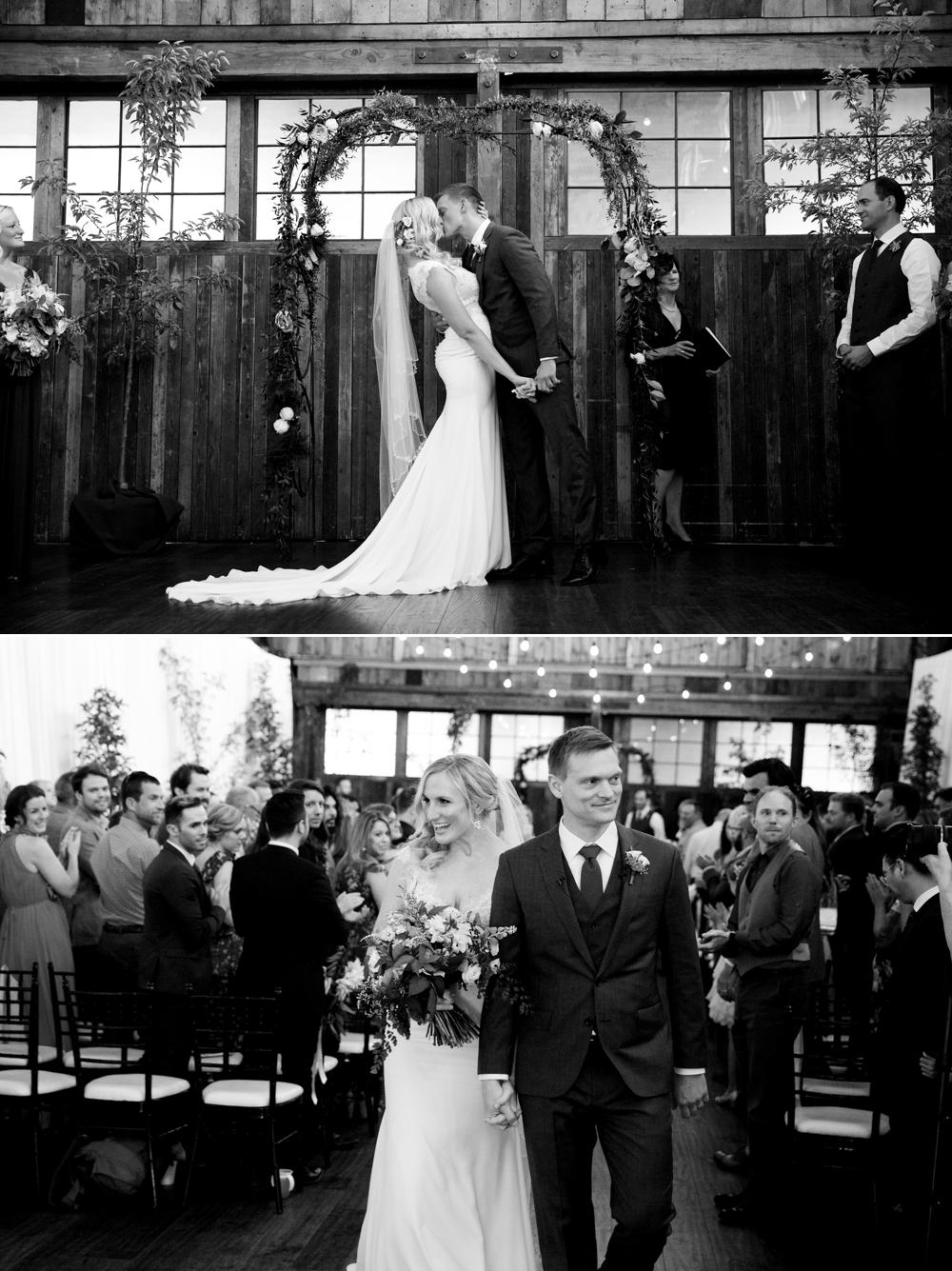 wedding-ceremony-kiss