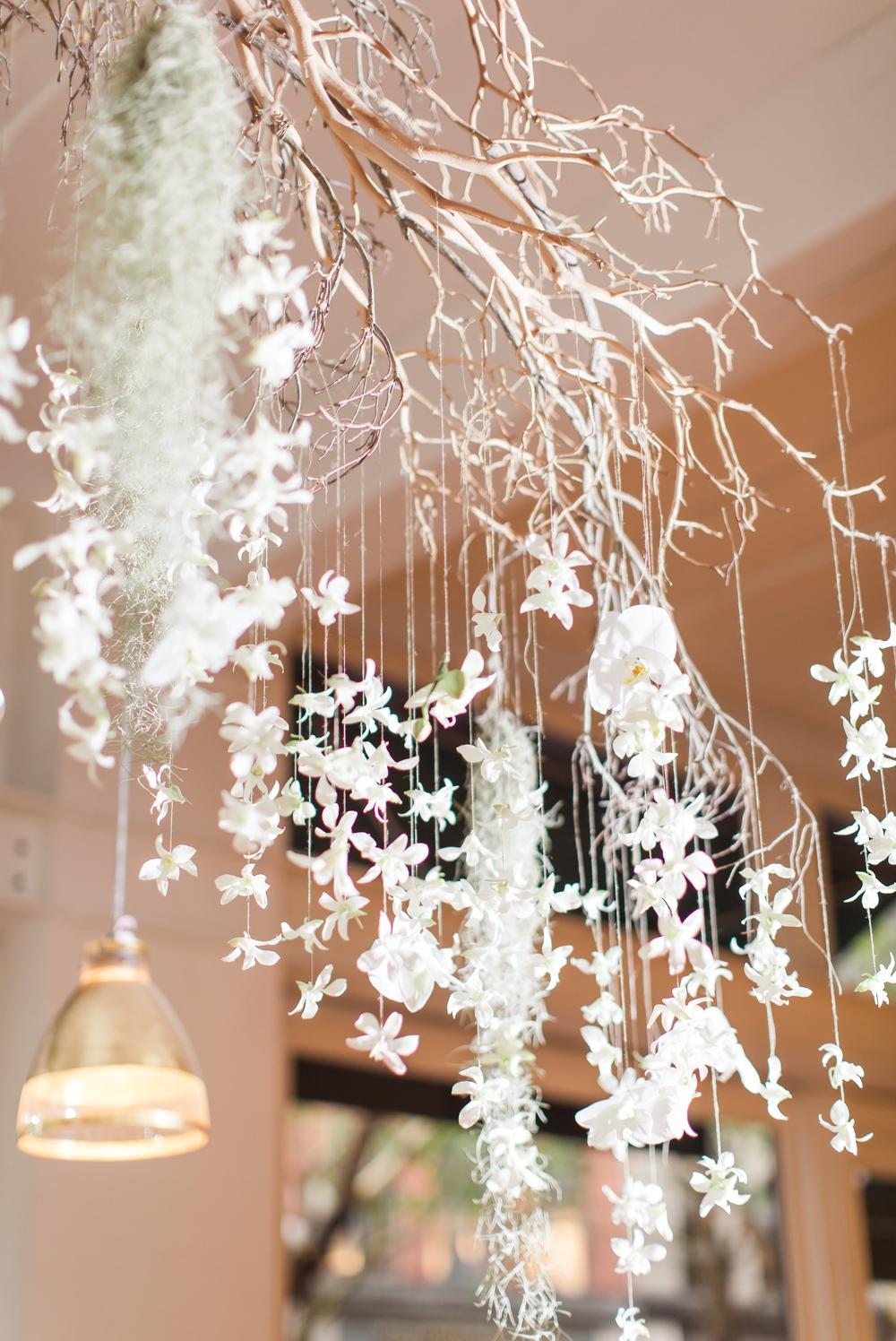 ceiling-floral-art-display