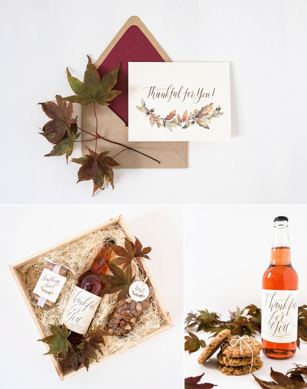 The SweetSide, Holmquist Hazelnut Orchards and Stationery by Letters by Ellen & The Mint Gardener}